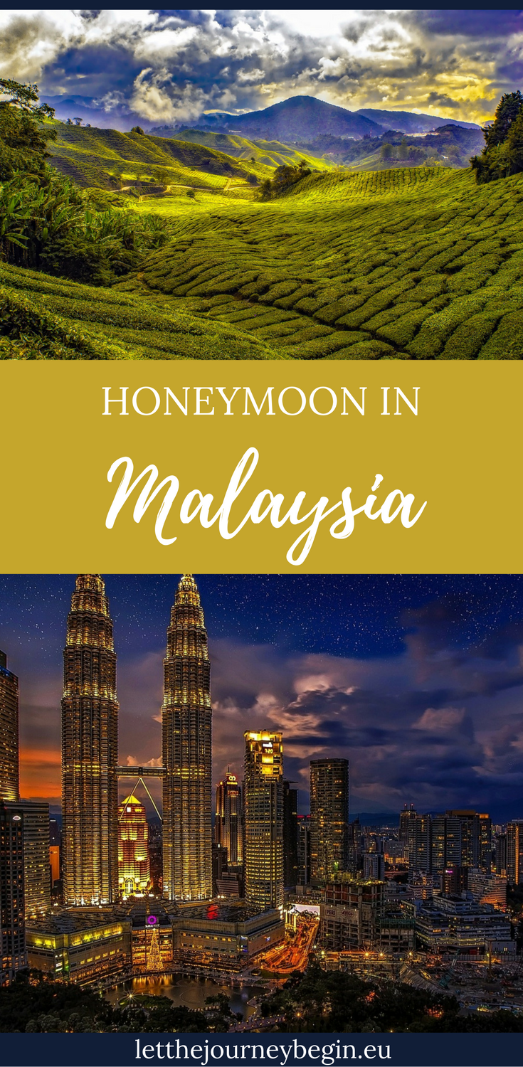 Planning a honeymoon in Malaysia and Singapore