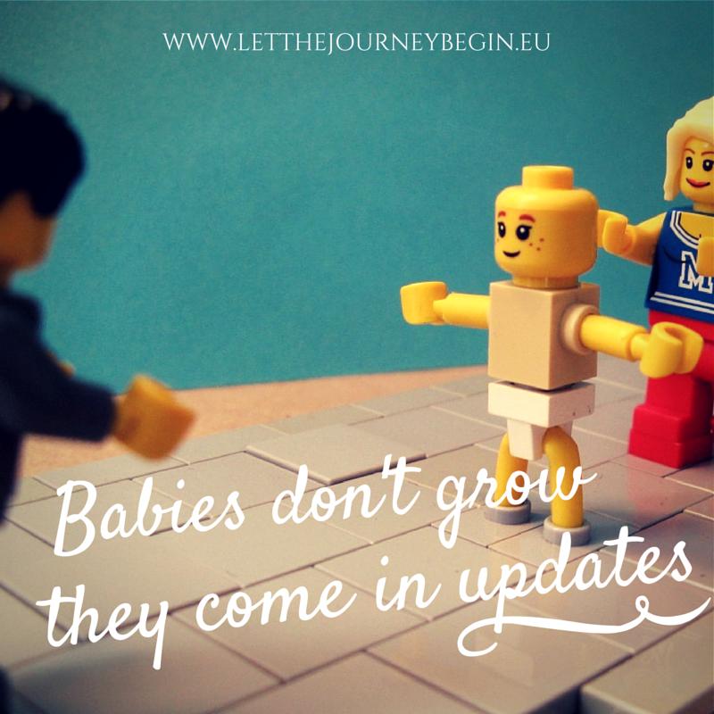 Babies come in updates