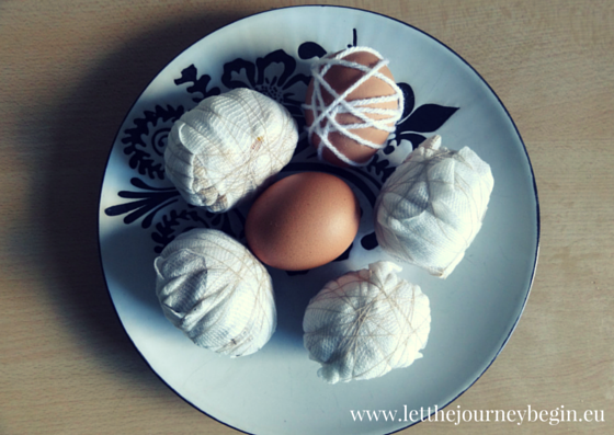 Prepared eggs