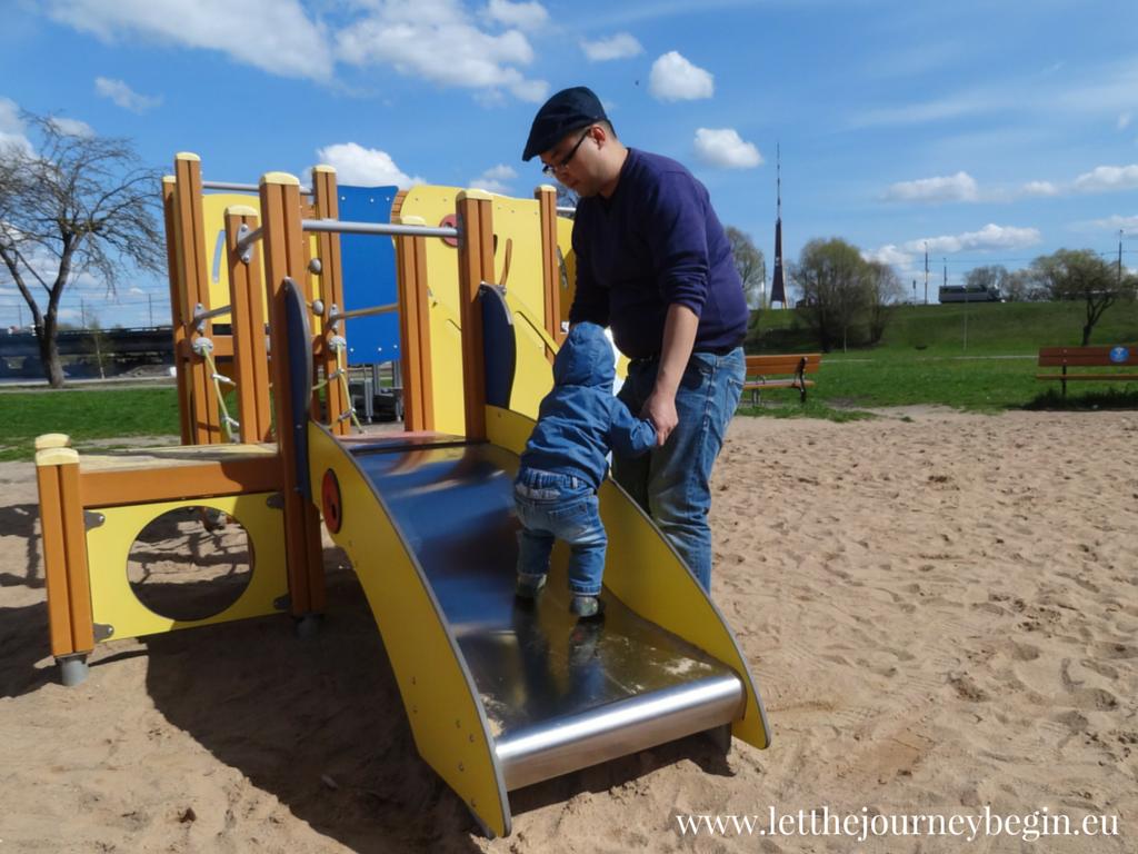 Lucavsala playground