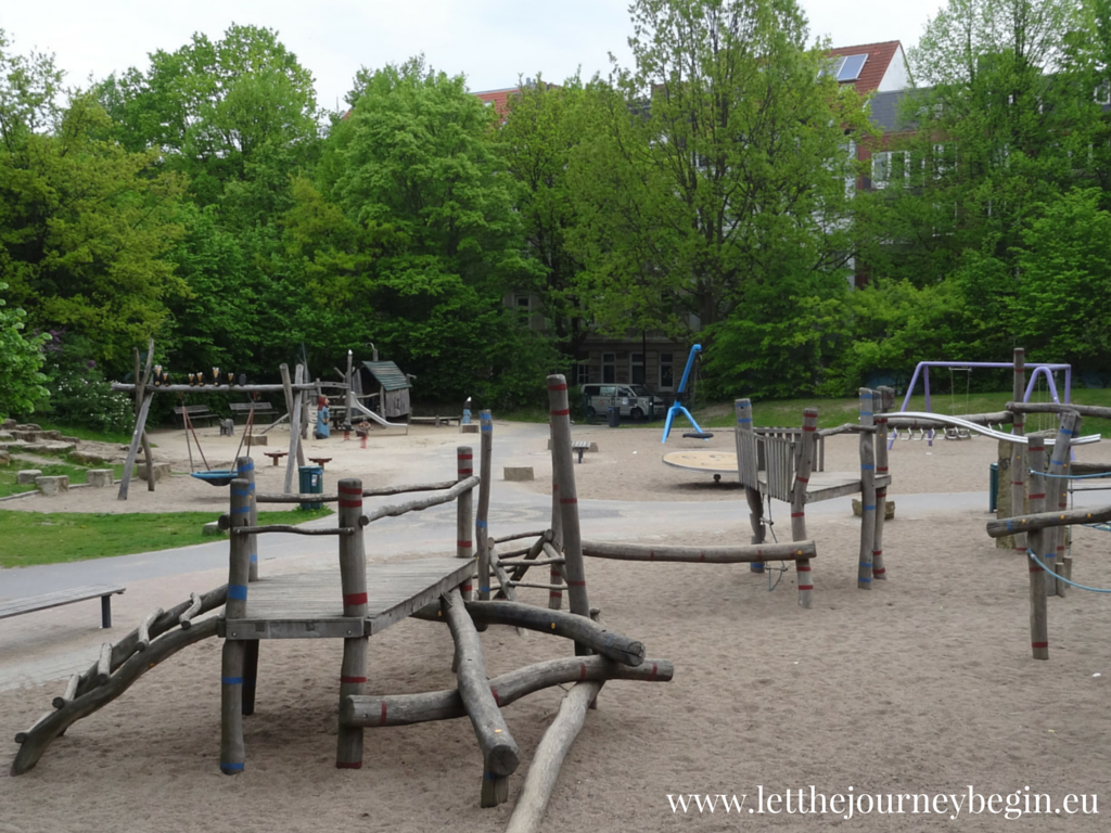 Playground in Altona
