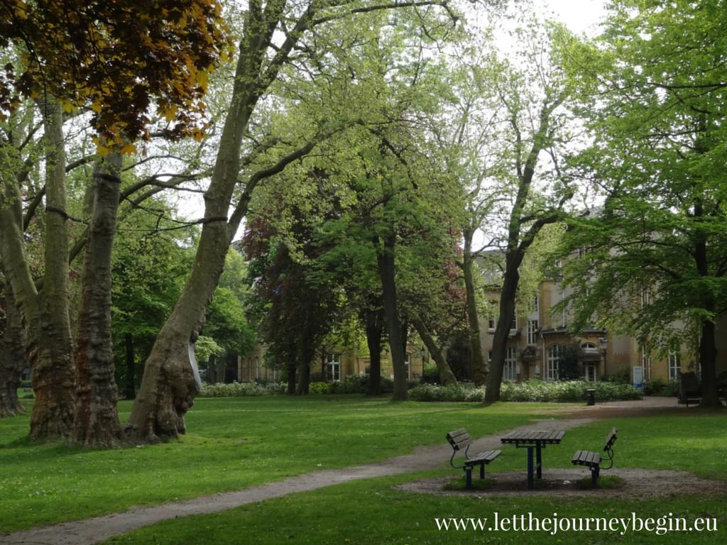 August Lütgens Park