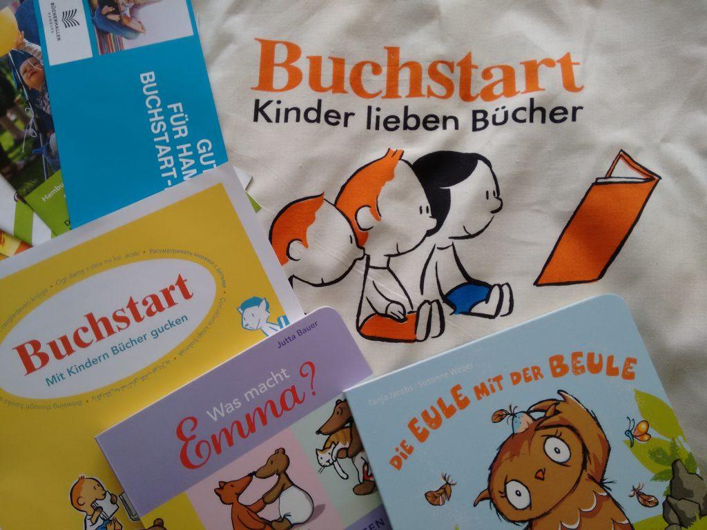 Buchstart Hamburg