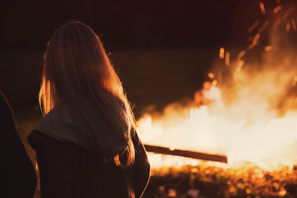Midsummer in Latvia   bonfires