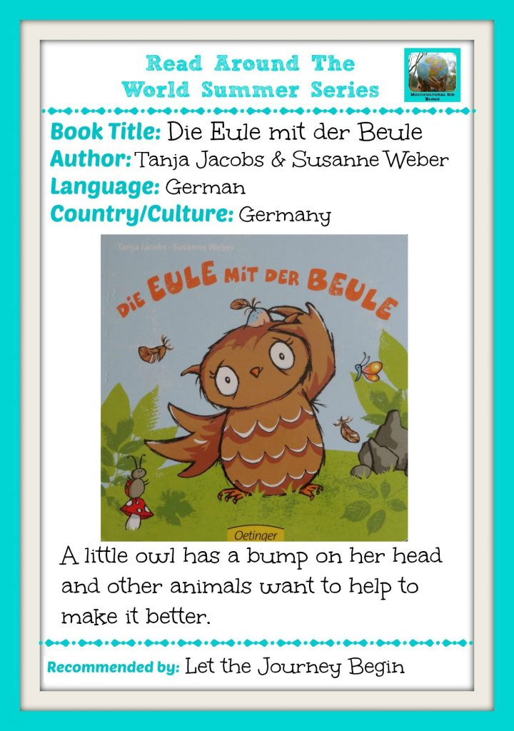 Read around the world - Die Eule mit der Beule