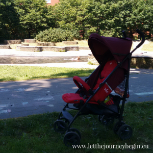 Joie travel buggy