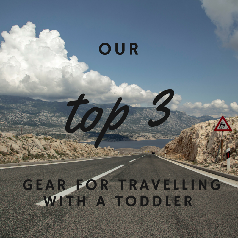 our top 3 travel gear