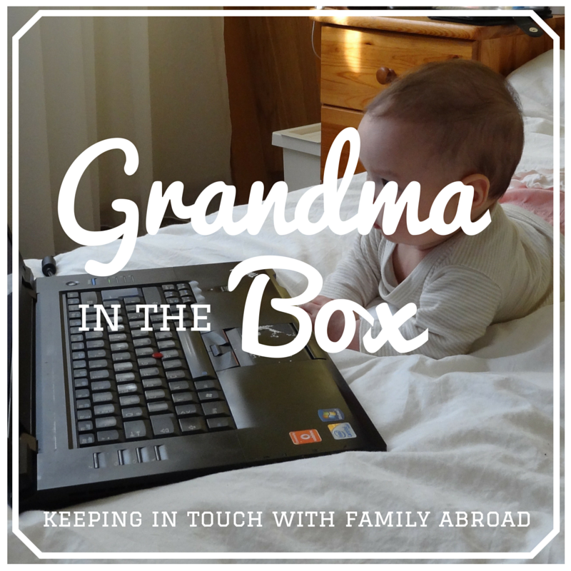 Grandma in the box
