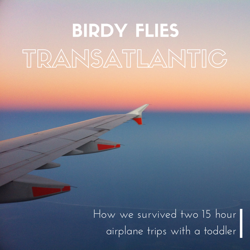 Birdy flies transatlantic
