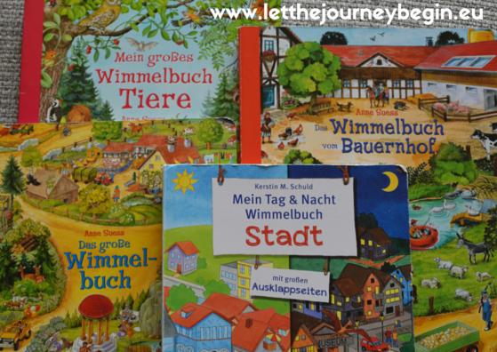 Wimmelbücher picture books