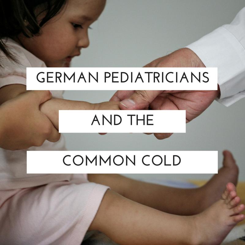 German pediatricians