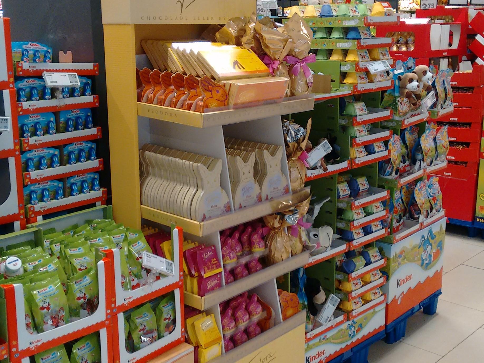 German Easter sweets