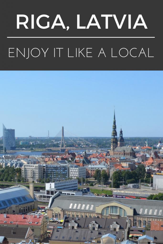 Riga Latvia travel tips
