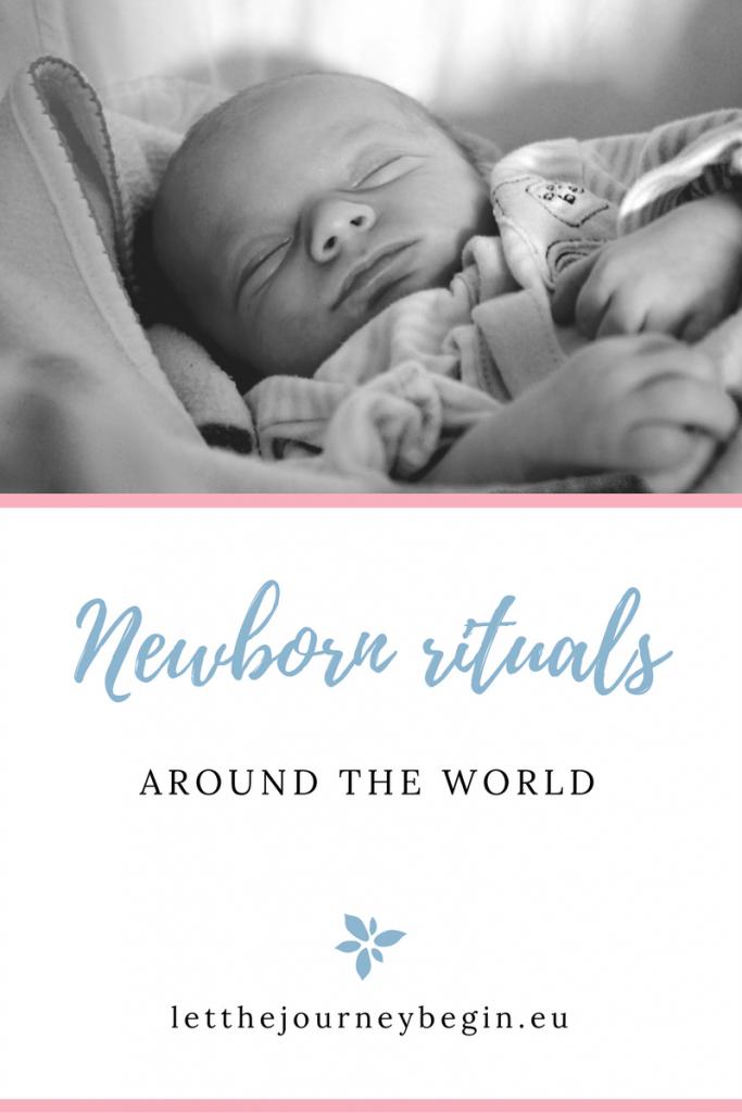 Newborn rituals around the world