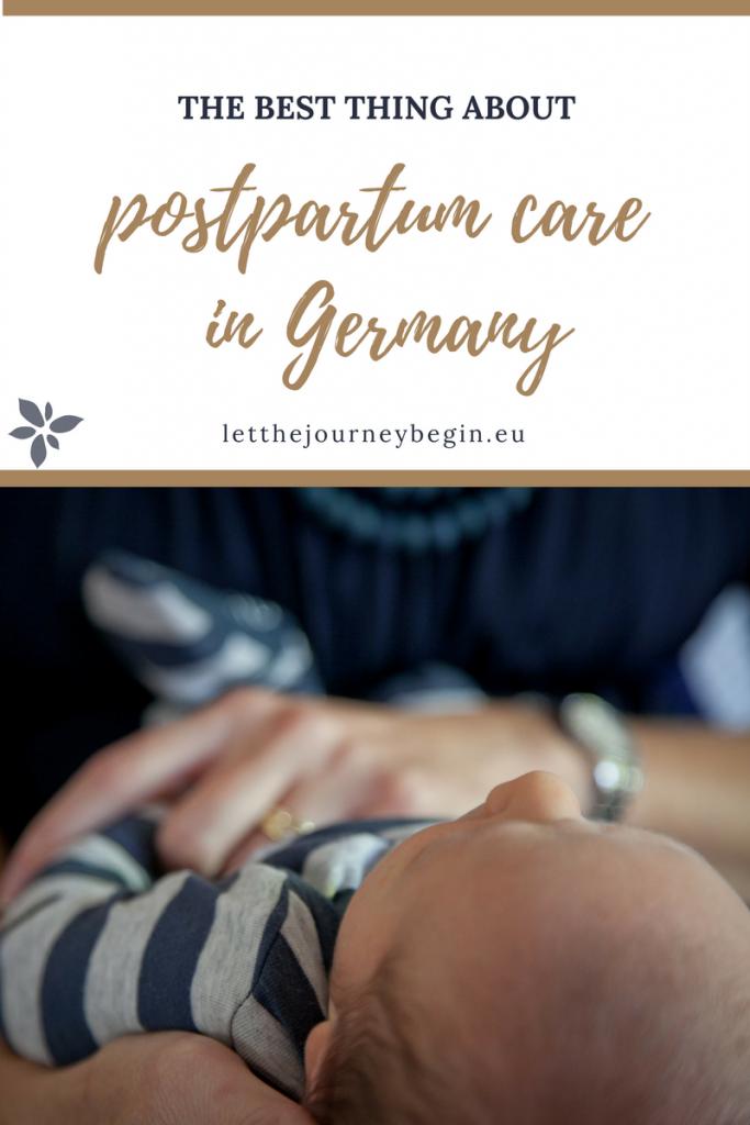 Postpartum care in Germany