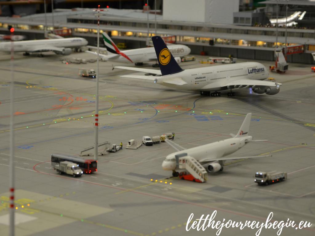 Miniatur Wunderland airport 1