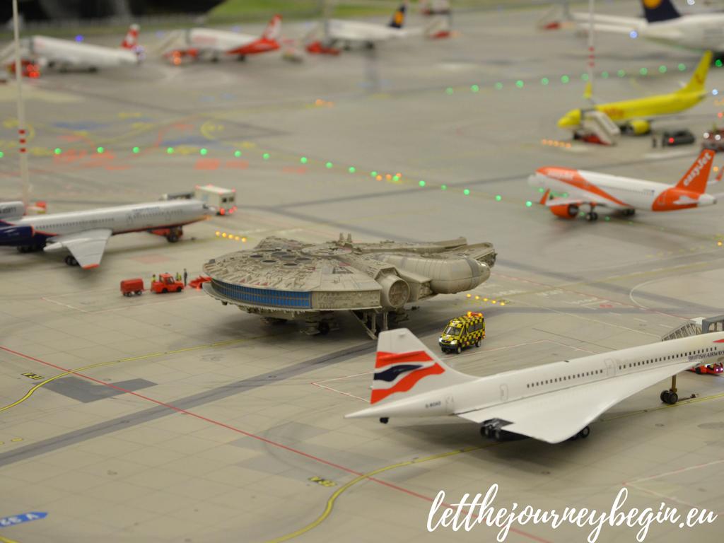 Miniatur Wunderland airport 2