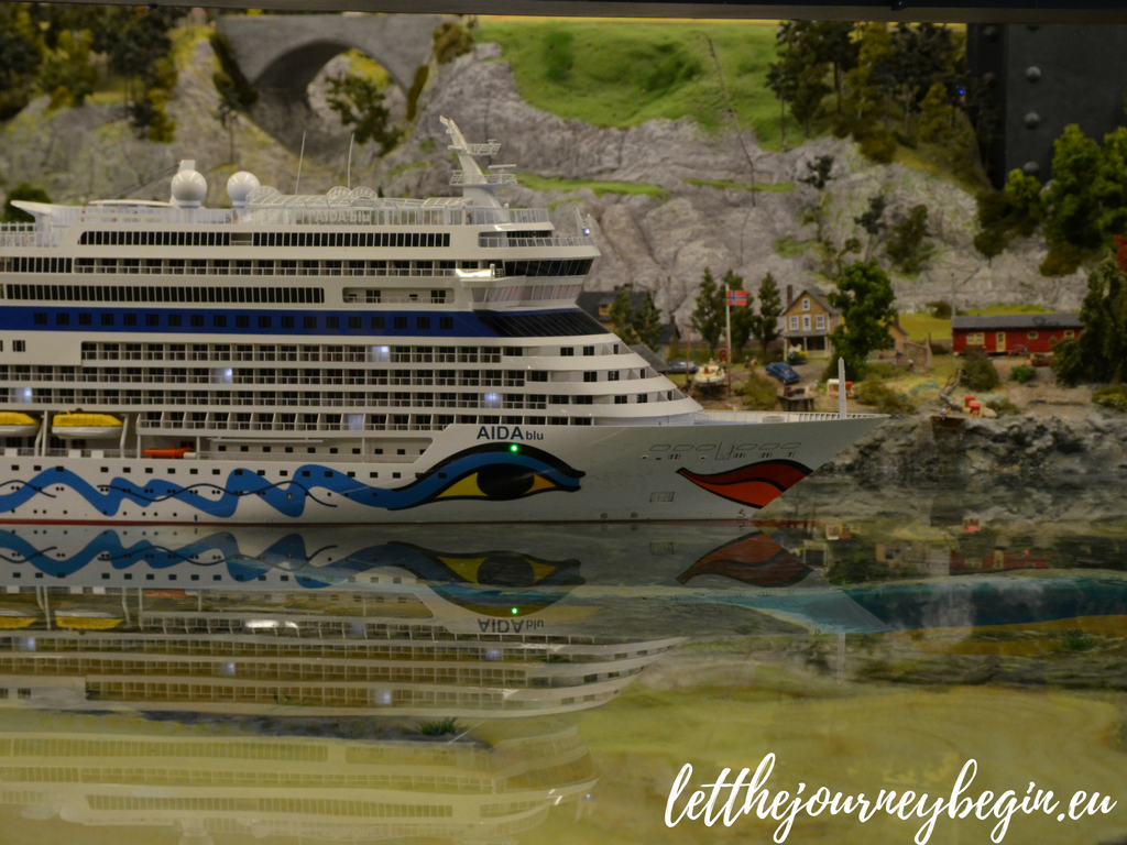 Miniatur Wunderland ship