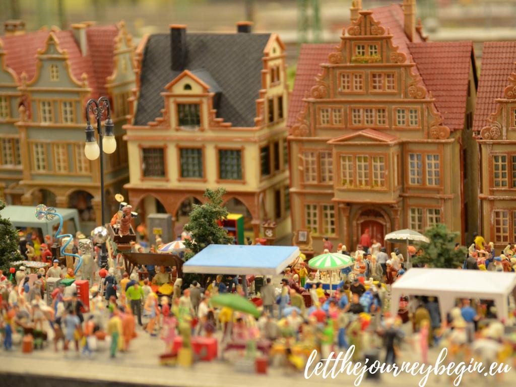 Miniatur Wunderland town