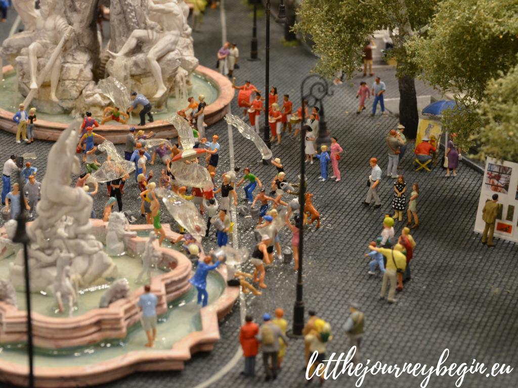 Miniatur Wunderland Italy Rome