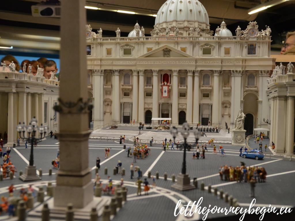 Miniatur Wunderland Vatican