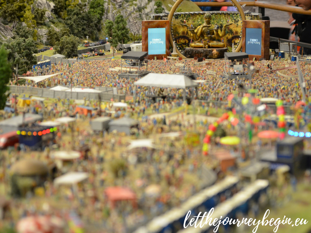 Miniatur Wunderland concert