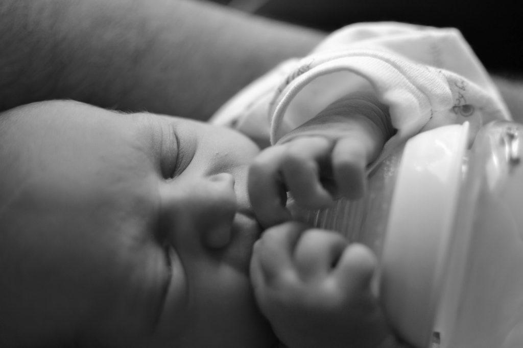 parental guilt and children's milk