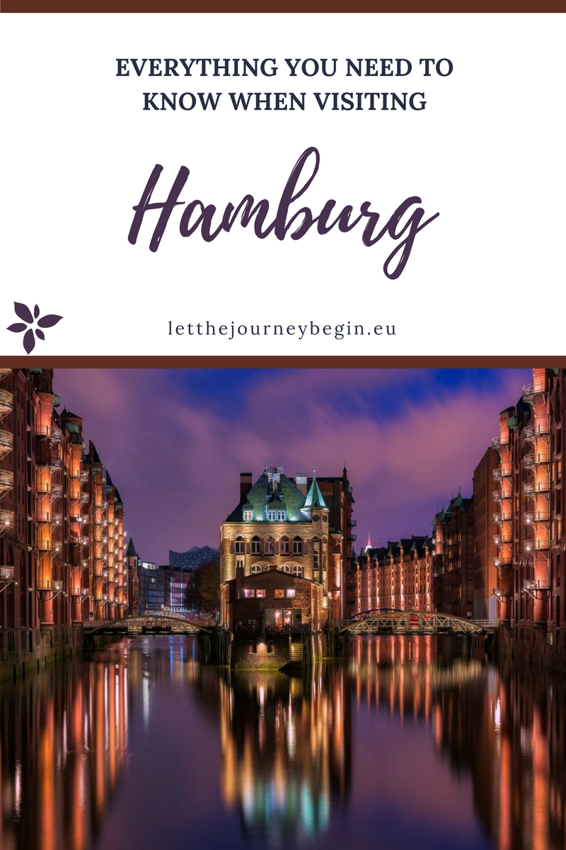 Everything you need to know when visiting Hamburg, Germany