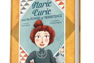 Marie Curie superhero book for kids now available on IndieGoGo