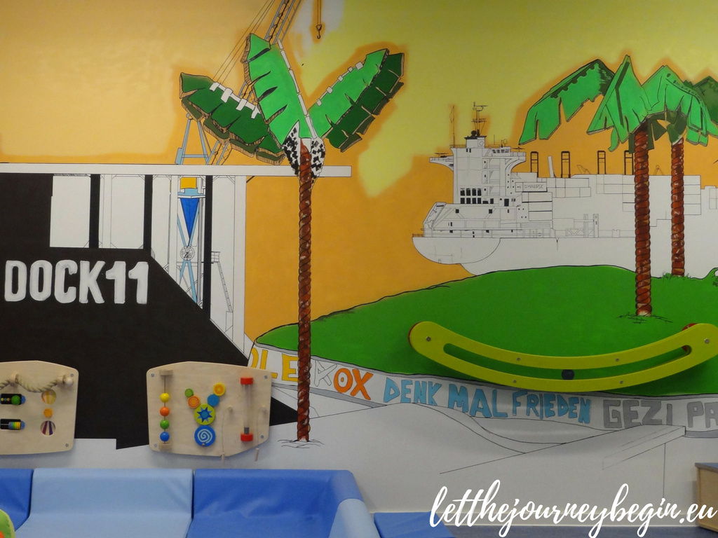 Kids at Work - decorations