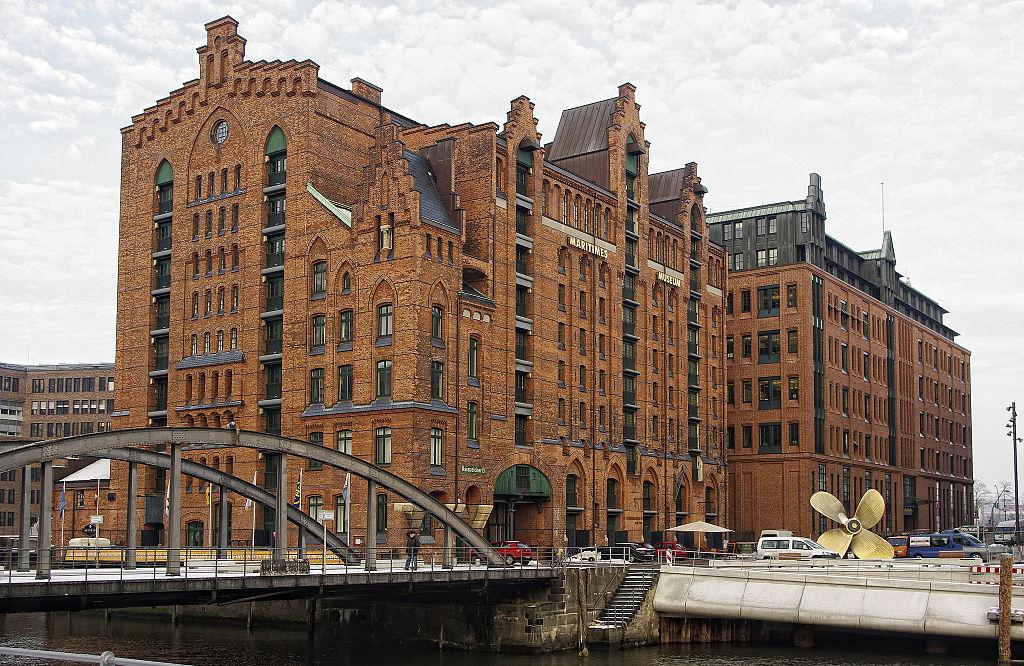 The International Maritime Museum, Hamburg | How I Hacked Spelling in German