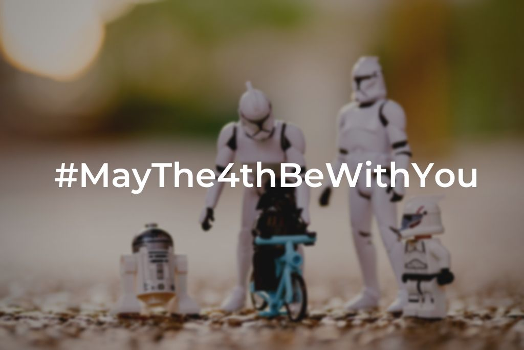 Coronavirus Chronicles Week 8 #maythe4thbewithyou